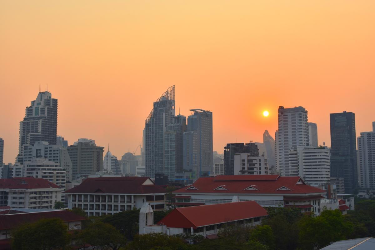 Bangkok: Streifzüge durch denAlltag